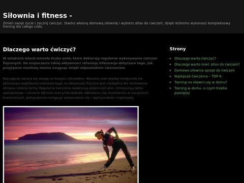 Rehabilitacja kręgosłupa - G1 Fitness