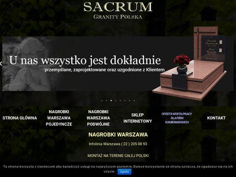 Nagrobki - Sacrum Granity