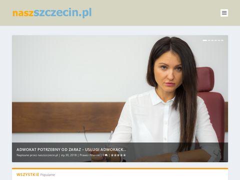 Anonse Nasz Szczecin - praca, mieszkania, samochody