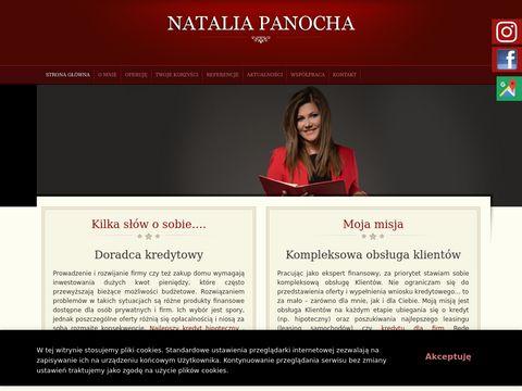 Kredyt hipoteczny z doradztwem Natalii Panocha w mieście Poznań