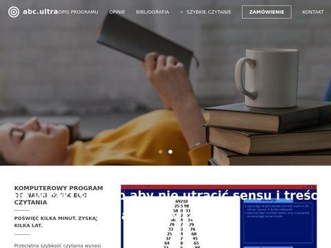 abc.ultra - szybkie czytanie