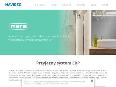 Navireo - system ERP idealny do zarzÄ…dzania przedsiÄ™biorstwem