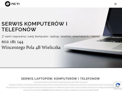 Serwis laptopów Asus Kraków