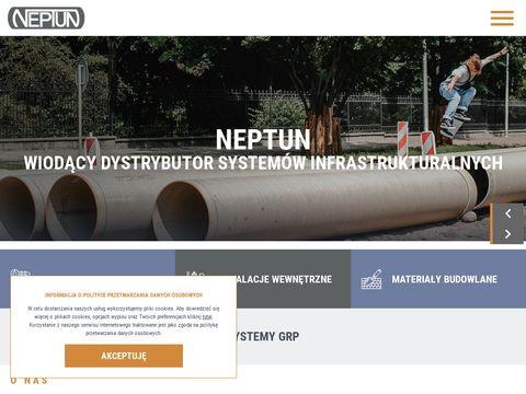 Neptun Sp. z o.o. pokrycia dachowe lublin