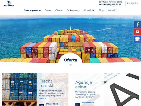 Net-Cargo Gdynia agencja celna