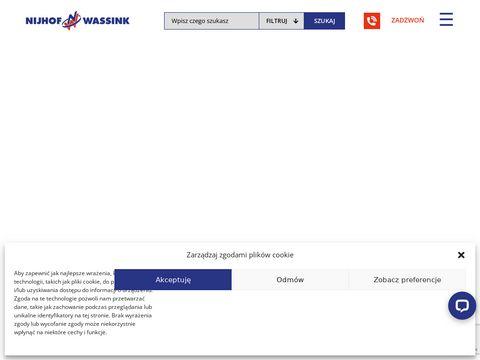 Nijhof-wassink.com.pl volvo ci臋偶arowe