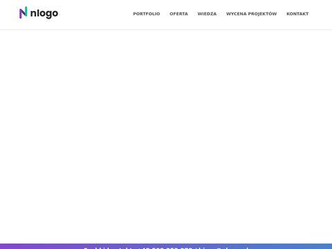 Nlogo - projektowanie logo