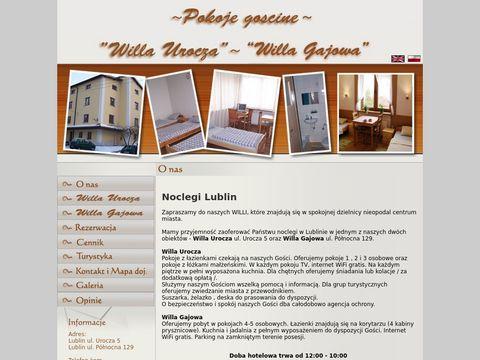 Noclegi Lublin
