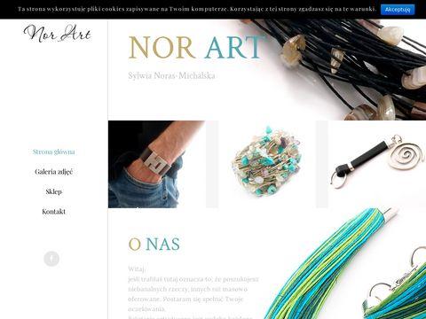 Nor Art - Biżuteria ręcznie robiona