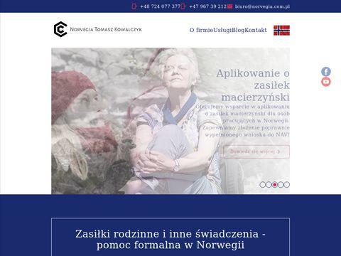 Norvegia.com.pl