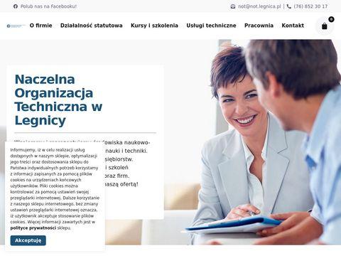 Naczelna Organizacja Techniczna w Legnicy