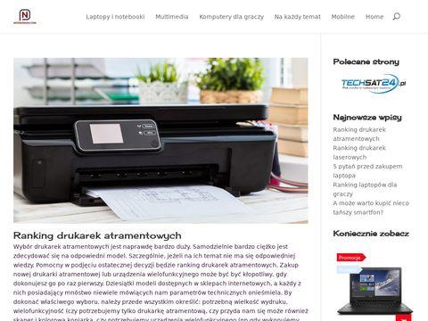 Blog o komputerach przeno艣nych www.notebooki24.com