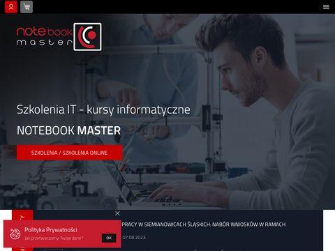 Notebook Master :: Profesjonalny serwis laptopów