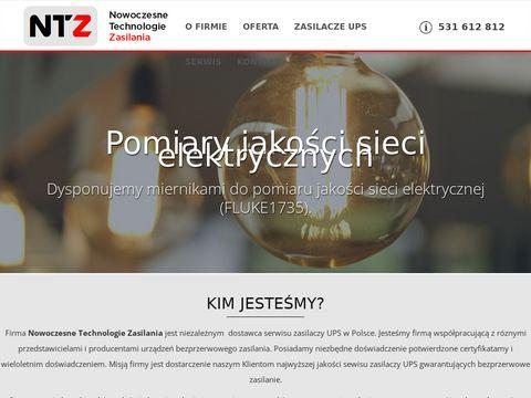 Serwis ups - www.ntz-ups.pl
