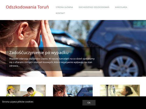 Odszkodowania Toruń