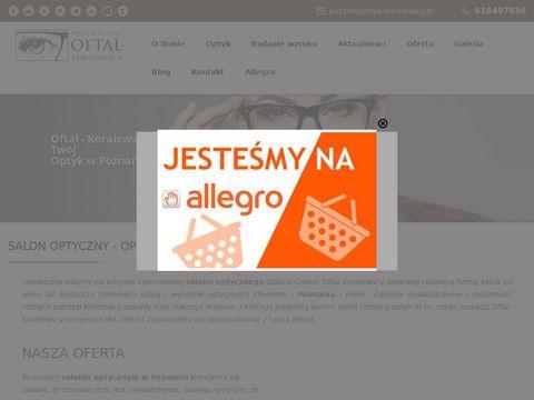 Oftal-koralewscy.pl