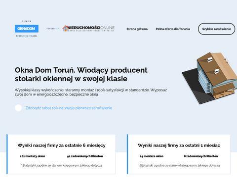 Www.oknadomtorun.pl