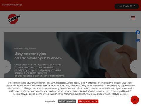 Omnibus Szczecin Usługi księgowe szczecin
