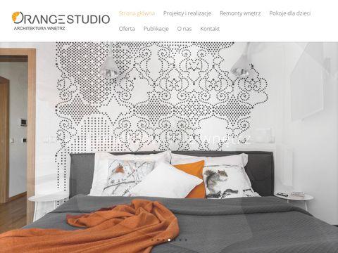 Projekty wn臋trz katowice - Orange Studio
