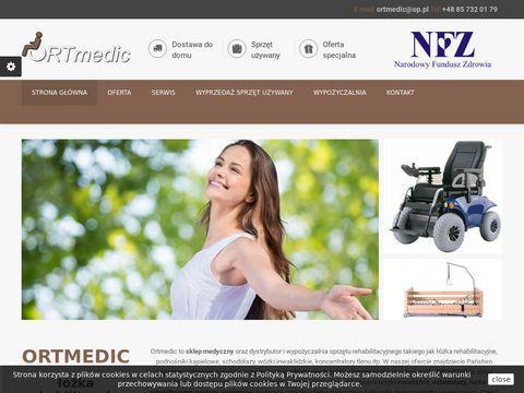 Ortmedic - sprz臋t ortopedyczny i rehabilitacyjny