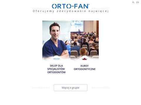 Kursy dla ortodontów - ortofan.pl