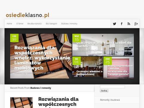 Mieszkania Wieliczka - Klasno