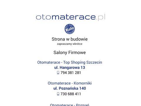 Www.otomaterace.pl