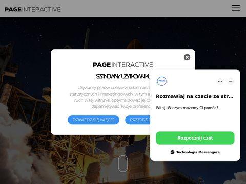 Page Interactive - agencja interaktywna
