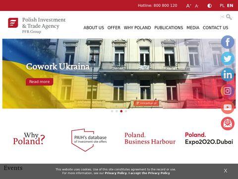 Polska Agencja Informacji i Inwestycji Zagranicznych