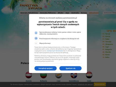 Panstwaswiata.pl - podróżuj z nami