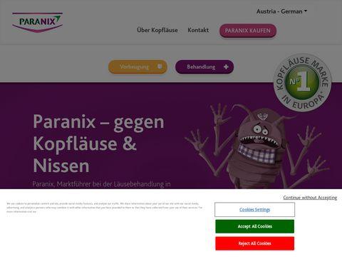 Grzebie艅 na wszy - paranix.eu