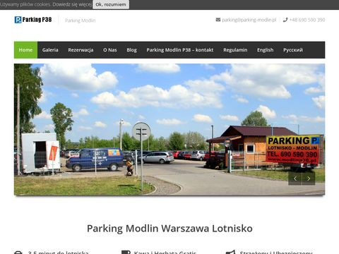 Www.parking-modlin.pl