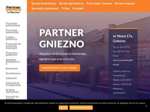 SprzÄ™t budowlany Gniezno - partner.gniezno.pl
