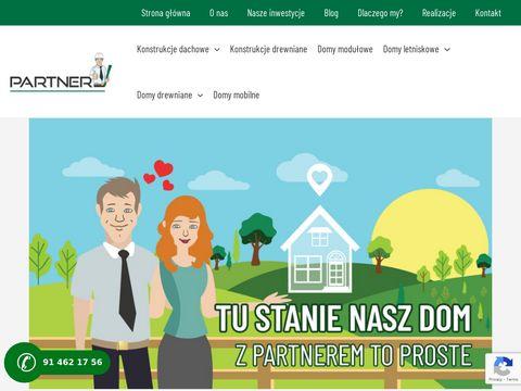 PARTNER domy drewniane Gorz贸w