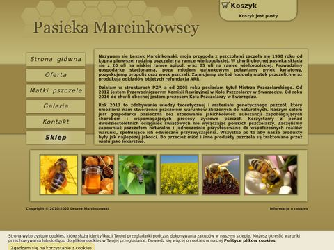 Pasieka M.J.L. Marcinkowscy