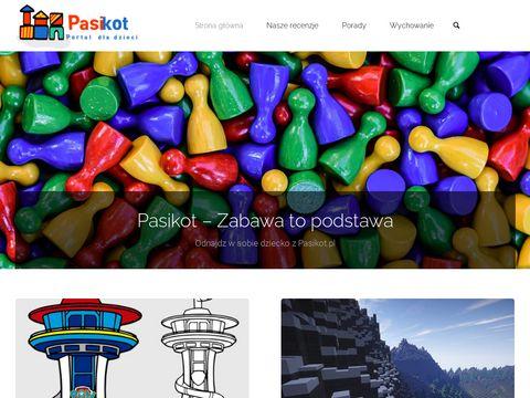 Pasikot.pl - Prezenty, odzie偶, akcesoria i zabawki dla dzieci