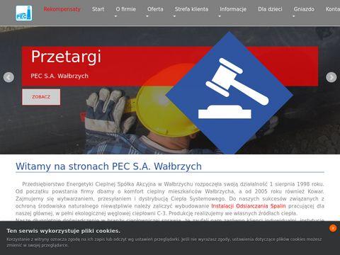 Przedsiębiorstwo Energetyki Cieplnej S.A. w Wałbrzychu