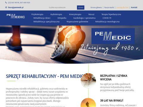 PEM Medic SprzÄ™t do rehabilitacji