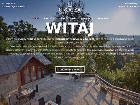 Pensjonat-urocza.pl