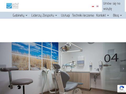 Klinika Stomatologiczna PERFECT SMILE
