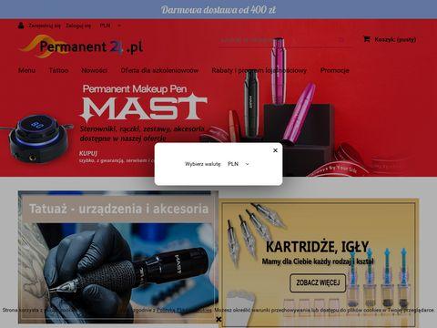 Permanent24.pl - sklep kosmetyczny