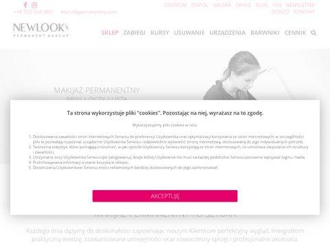 Permanentne brwi Warszawa - permanentny.com