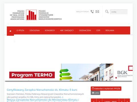 Polska Federacja Stowarzyszeń Zarządców Nieruchomości