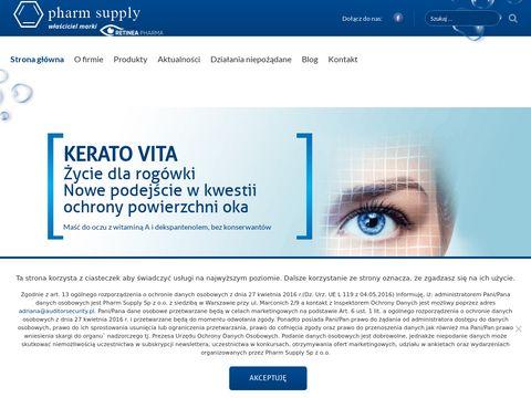 PHARM SUPPLY SP. Z O.O. biolan gel