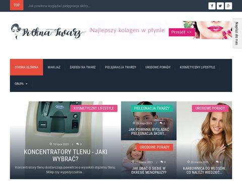Www.pieknatwarz.com.pl