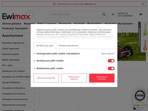 Pilex Poznań - Maszyny Tokarki Frezarki