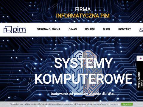 Firma Informatyczna PIM s.c.