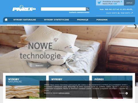 Poduszki i ko艂dry