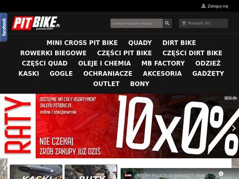Sklep motocyklowy PitBike.pl - Pitbike.pl