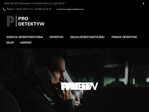 Detektyw Poznań - PiT Detektywi